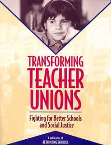 Book: Transforming Teacher Unions