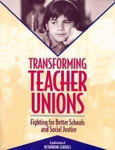 Book: Transforming Teacher Unions