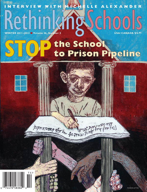 Pipeline To Prison Special Education >> Michelle Alexander On The New Jim Crow And The School To