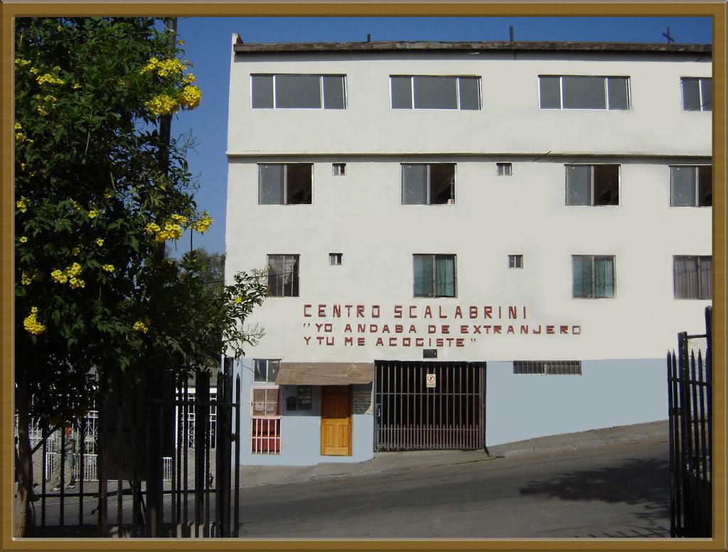 Valentine s day at casa del migrante rethinking schools for Mural de la casa del migrante