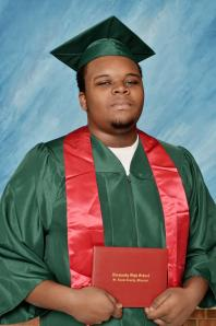 Mike Brown grad photo