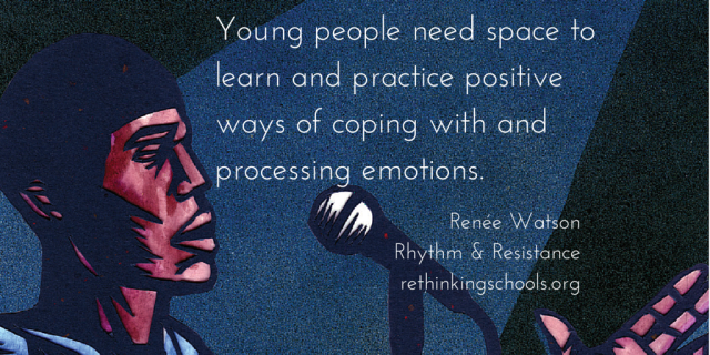 RR RW young people need space