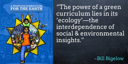 Power of Green Curriculum