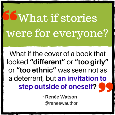 What if stories were for everyone-