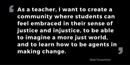 Moé Yonamine Blog on Black Lives Matter