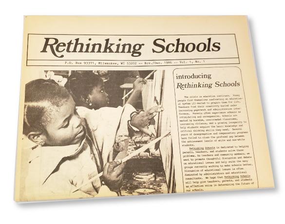 Rethinking Schools Vol 1.1